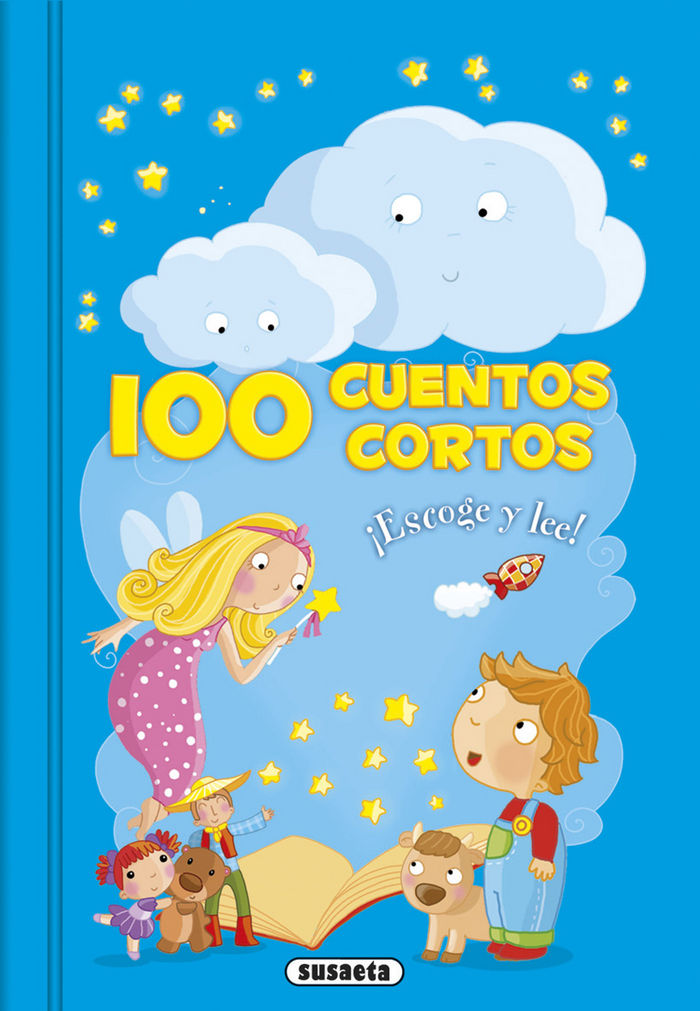 100 CUENTOS CORTOS | Librería Casiopea