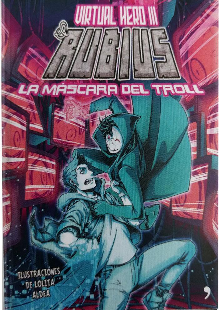 Virtual hero 3 la m scara del troll librer a casiopea - Sakura el puerto de santa maria ...